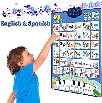 Bilingual Electronic Interactive Perfect Educational Toy for Toddler