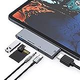 51p7hNar7dS. SL160  - Meilleur HUB USB-C 6 Ports à Clipser sur iPad Pro