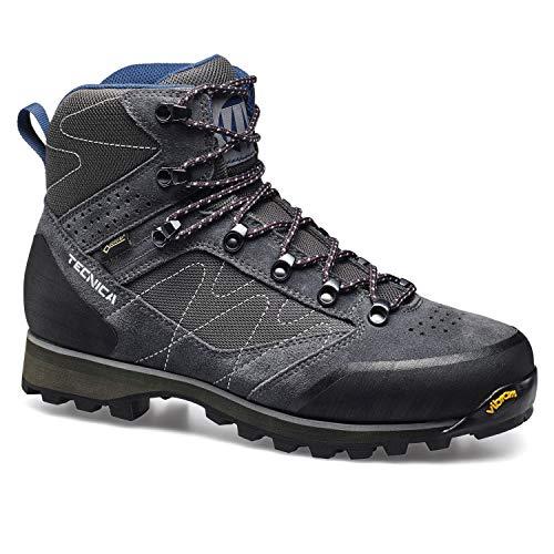 Tecnica, Botas de montañismo Hombre, negro, 44 EU