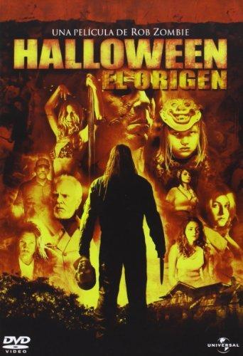 Halloween: El Origen (Import Movie) (European Format - Zone 2) Malcolm Mcdowelle; Sheri Moon; Brad Dourif;