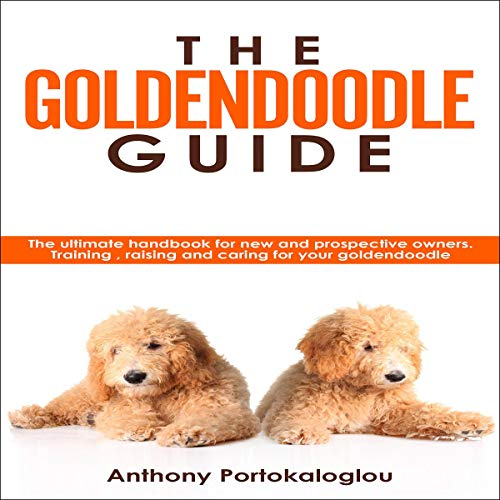 The Goldendoodle Guide cover art