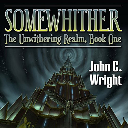 Somewhither audiobook cover art