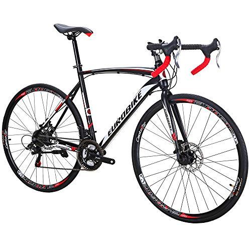 Eurobike Road Bikes 700C Wheels 54cm Frame 21 Speed