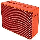 Creative Labs Muvo 2c - Altavoz portátil con Bluetooth, Color Naranja