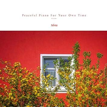 혼자만의 시간을 위한 피아노 연주 Peaceful Piano For Your Own Time (Relaxing Music, Stress Relief, Calm Music, New age Music)