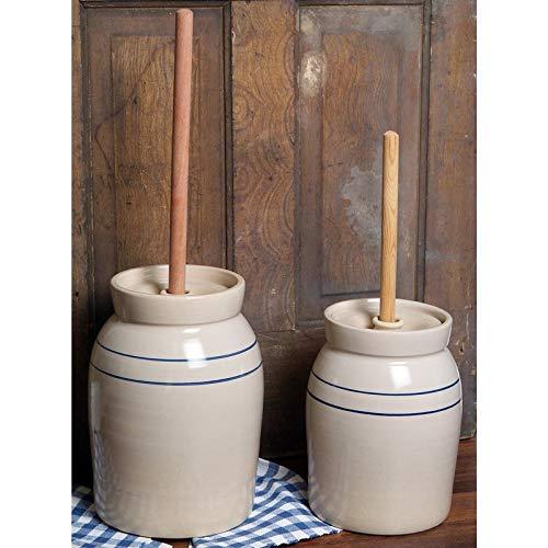 mason jar butter churn - 7