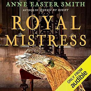 Royal Mistress audiobook cover art