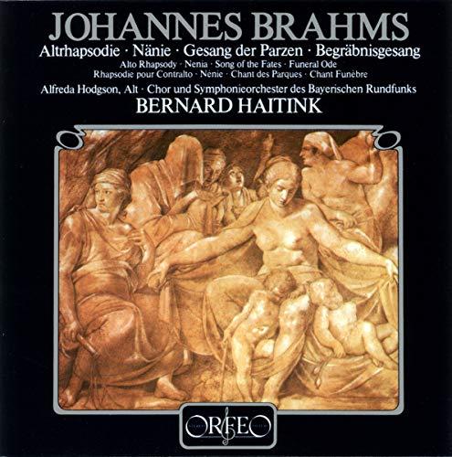 Altrhapsodie Op. 53 / Begräbnis-