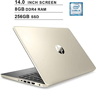 2020 HP Pavilion Newest 14 Inch Laptop, 10th Gen Intel 4-Core i5-1035G1 up to 3.6GHz, Intel UHD Graphics, 8GB DDR4 RAM, 25...