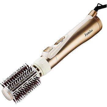 Cepillo alisador ionico Cepillo secador de Pelo rotativo para ...