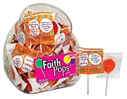 Faith Pop Tub - 80ct