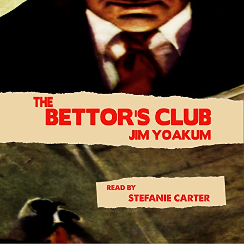 The Bettor's Club audiobook cover art