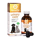 NaturPet Urinary Care   100% Natural Urinary Tract Support for Cats   Urinary Tract Support for Dogs   Gravel & Stones   100 mL 3.3 oz   Health Canada NN.Y9V3