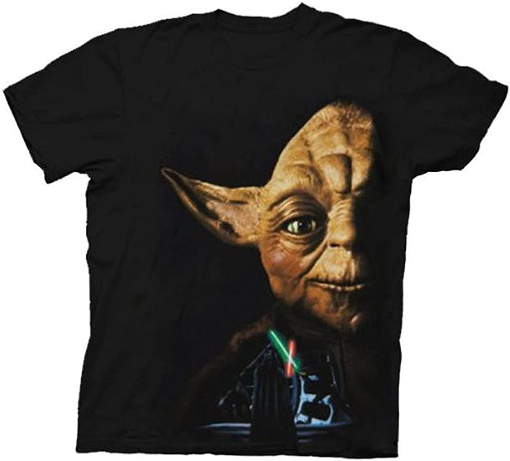 STAR WARS Yoda Last Battle of Jedi The Price reduction Return T-Shirt Oakland Mall