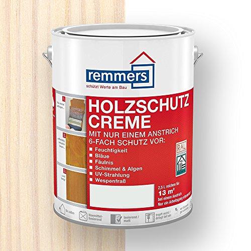 Remmers Holzschutz-Creme (20, weiß)