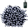 Lyhope Christmas Lights Battery, 200 LED 72ft 8 Modes