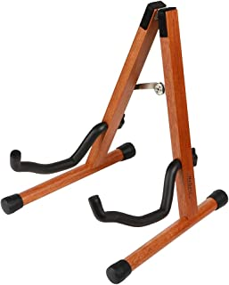 Best wood acoustic guitar stand Reviews