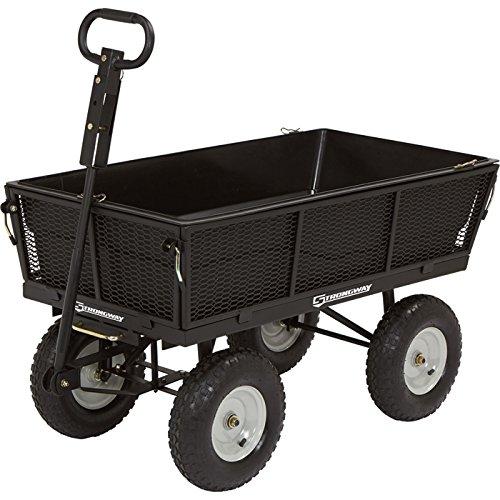 1200Lb Capacity Dump Cart...