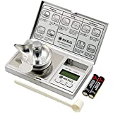 Best Digital Reloading Scales - Milligram Scale with Metal Tray 50g x 0.001g Review