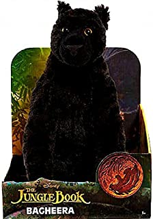 Jakks Pacific Disney The Jungle Book 2016 Movie Bagheera 12-Inch Plush
