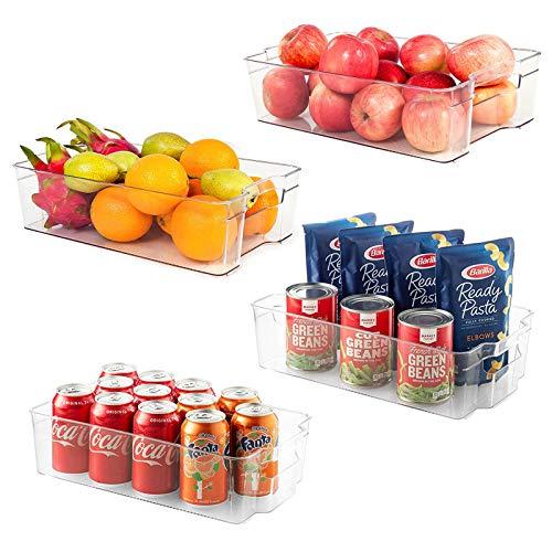 Wdmiya Organizador de cocina, caja para frigorífico.