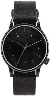 Komono Men's W2552 Watch Black