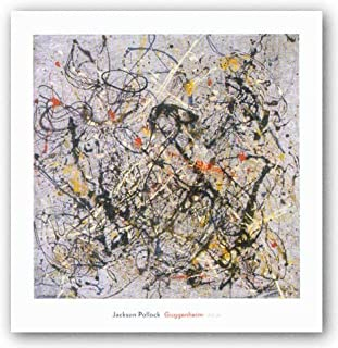 McGaw Graphics Number 18, 1950 by Jackson Pollock 24
