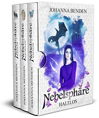 Nebelsphäre - Kiel-Reihe Band 1 bis 3: Die Fantasy-Saga als Sammelband mit 3078 seiten (KENPC)
