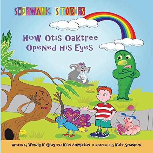 Sidewalk Stories: How Otis Oaktree Opened His Eyes  By  cover art