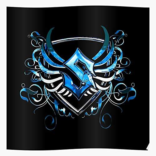 Heavy Songs Band Power Sabaton Music Powerwolf Metal Home Decor Wall A