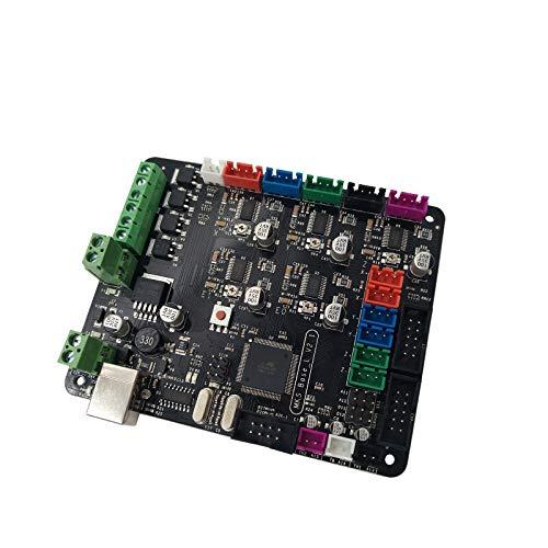 HUANRUOBAIHUO For Impresora 3D DIY Placa Base MKS Base_L V2.1 Compatible Marlin Bordo relación Precio Alto Rendimiento Integrado Partes de la Impresora 3D