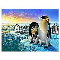 4000アートピースペンギン 家族や友人のための休日のためのキャンペーンおもちゃ教育ギフト リサイクル素材と の印刷