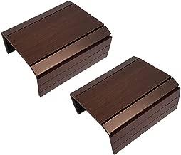 SLINKY SOFA TABLES Twin Packs Bamboo (Wenge)