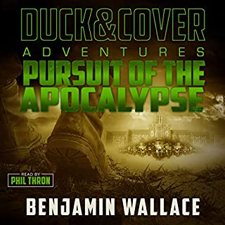 Pursuit of the Apocalypse cover art