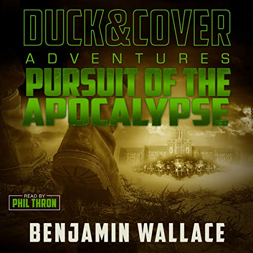 Pursuit of the Apocalypse audiobook cover art
