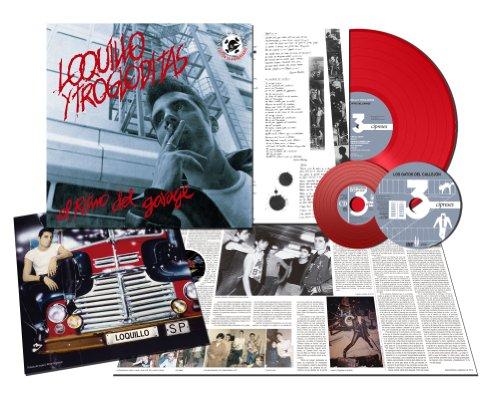 El Ritmo Del Garage - Edición 30 Aniversario [Vinilo+CD+DVD]