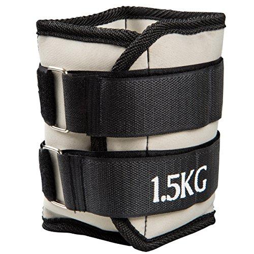 Gewichtsmanschette - Trendy Sport Hand- und Fußgelenkgewichte - 1,5 KG