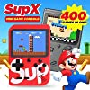 Buddymate Sup Game Portable Video Game Box with Mario, Super Mario, Dr Mario, Contra, Turtles, and Other 400 Games with Battery Included (Random Colour)- Multicolor #3