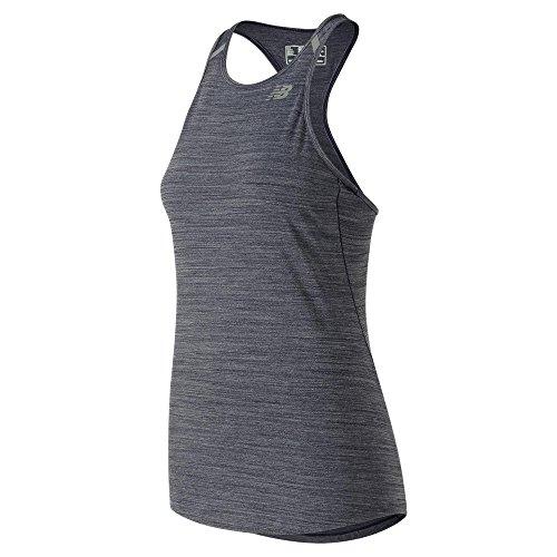 New Balance - Camiseta sin mangas para correr sin temporada...