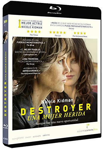 Destroyer. Una Mujer Herida [Blu-ray]