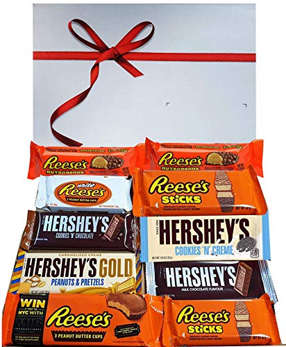 US Chocolate Selection Box USA - Surtido Perfecto De