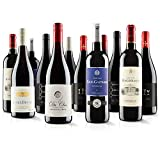 Classic French Red Wine Case - 12 Bottles (