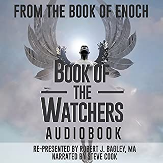 Book of the Watchers audiobook cover art