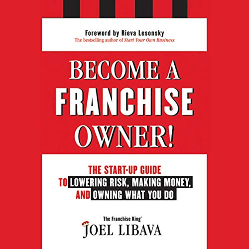 Become a Franchise Owner!  By  cover art