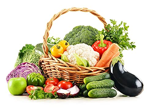 Panier de Fruits et Légumes de Saison - Origine France