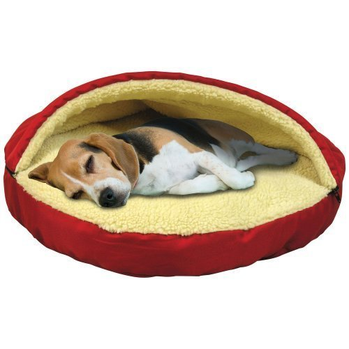 Trademark Global Plush Cave Pet Bed by Trademark Global