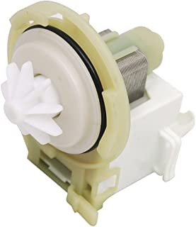 Spares2go Drain Pump Base For Hotpoint Dishwasher