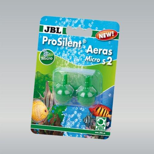 JBL Aeras Micro S2 6148500 Ausströmerstein-Set für feine Luftblasen in Aquarien