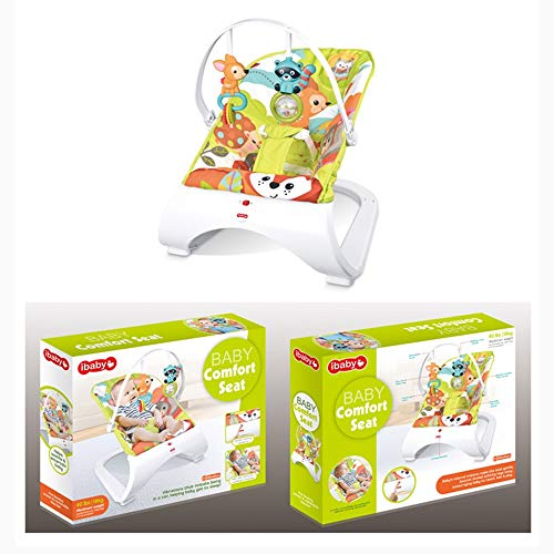 New SAIDISH Baby Vibration Rocking Chair Children's Leisure Recliner Electric Multi-Function Baby Ro...