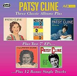 Three Classic Albums Plus/Patsy Cline
